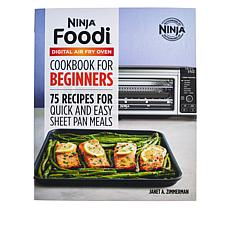 """As Is"" Ninja Foodi Digital Air Fry Oven Cookbook for Beginners"