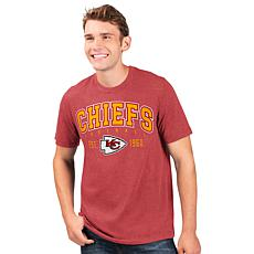 """""""As Is"""" Officially Licensed NFL Franchise Tee   by Glll - Chiefs"""