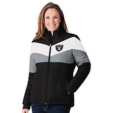 """""""As Is"""" Officially Licensed NFL Women's Slap Shot Jacket by Glll"""