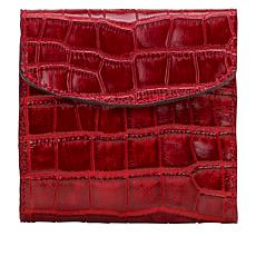 """As Is"" Patricia Nash Reiti Leather Bi-Fold Wallet"