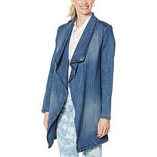 """As Is"" Skinnygirl Rachel Cascade Jacket"