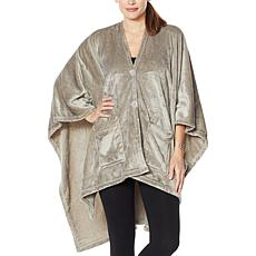 """As Is"" Soft & Cozy Classic Angel Wrap"