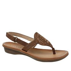 """As Is"" Soul Naturalizer Stellar Slingback Thong Sandal"