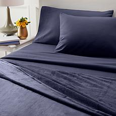 """""""As Is"""" South Street Loft Blanket and Sheet Set"""