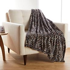 """As Is"" South Street Loft Lightweight Plush Throw"