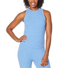 """""""As Is"""" WVVY Ribbed Knit Tank Top"""