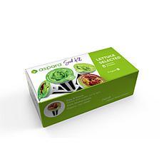Aspara KLS0001 8-capsule Seed Kit - Lettuce Selected