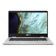 "ASUS Chromebook C423 14"" Laptop N3500 4GB RAM, 32GB eMMC"