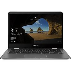"ASUS ZenBook Flip 14"" Ultra Slim Convertible 8GB 256GB Laptop"