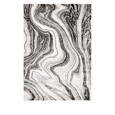 """august & leo     Cloudscape  5'-3"""" x 7'-6"""" Rug by Safavieh"""