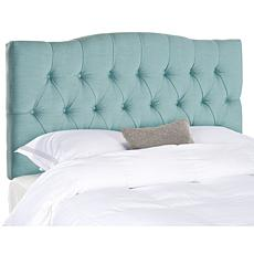 Axel Linen Tufted Headboard - King