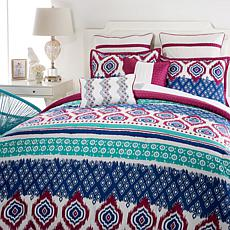Aztec 8-piece Comforter Set - Queen