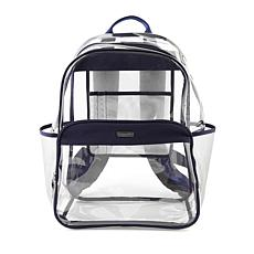 Baggallini Clear Event Compliant Backpack