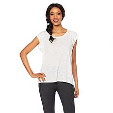 Balance by Marika Layered Back Jersey Tee