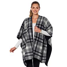 Balance by Marika Reversible Fleece Wrap
