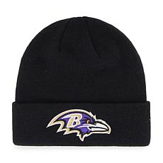 Baltimore Ravens NFL Classic Cuff Knit Hat