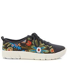 Baretraps® Belize Embroidered Lace-Up Sneaker with Rebound Technology™