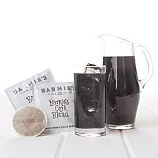 Barnie's Coffee Kitchen 18ct Cold Brew  Cafe Blend Pods