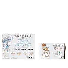 Barnies Single Serve Cup 32-Count Variety Coffee