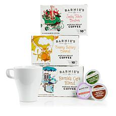 Barnie's Single Serve Cups 30-count Assortment