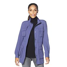 Basic Options 15-pocket Travel Jacket