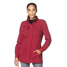 Basic Options 15-pocket Travel Jacket - Plus