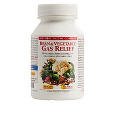 Bean and Vegetable Gas Relief - 60 Capsules
