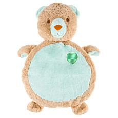 Bear Baby Play Mat- Soft Infant/Toddler Stuffed Animal by Happy Trails