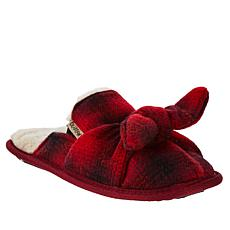 BEARPAW® Adeline Soft Sole Plaid Slipper