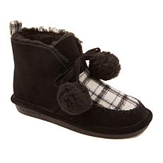3fc6d71d27f5 BEARPAW® Augustina Suede Pompom Boot with NeverWet™
