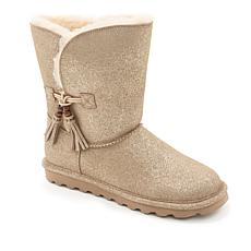 BEARPAW® Marianna Suede Tassel Boot with NeverWet™