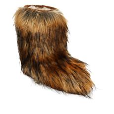 BEARPAW® Sasha Faux Fur Suede Boot