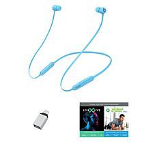Beats Flex Wireless Earphones & USB Adapter with Voucher Services