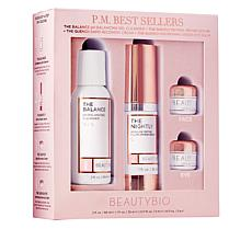 BeautyBio PM Best Sellers Nightly Routine