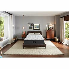 """Beautyrest Silver Plush Full Mattress with 9"""" Foundation"""