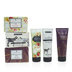 Beekman 1802 6-piece Bar Soap and Hand Cream Assortment