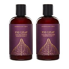 Beekman 1802 Fig Leaf Shampoo & Conditioner Set Auto-Ship®