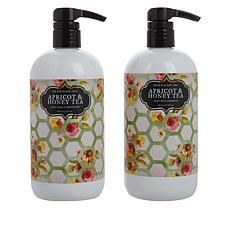Beekman 1802 Goat Milk 24oz Shampoo & Conditioner - Apricot Honey Tea