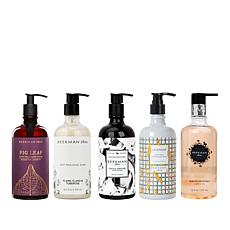 Beekman 1802 Goat Milk 5-piece Hand & Body Wash Set