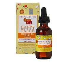 Beekman 1802 Happy Place 2oz. Essential Oil Fragrance-Citrus Scent AS®
