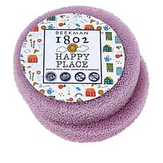 Beekman 1802 Happy Place Silicone Scrubber Set 2-pack