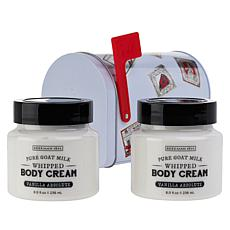 Beekman 1802 Vanilla Absolute Body Cream 2-piece Mailbox Set