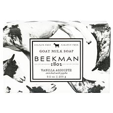 Beekman 1802 Vanilla Absolute Goat Milk Bar Soap - 9 oz.