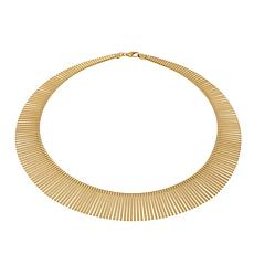 "Bellezza Bronze 18"" Cleopatra Necklace"
