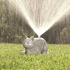 Belmont Garden Faux Concrete Animal Lawn Sprinkler
