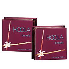 Benefit Cosmetics Hoola Matte Bronzing Powder BOGO