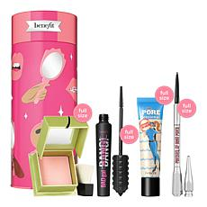 Benefit Cosmetics Talk Beauty to Me Eyes, Brows and Face Holiday Set