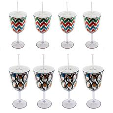BergHOFF® 8-piece Acrylic Wine Glass Set