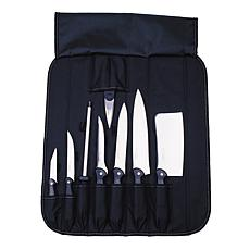 BergHOFF® 9-piece Knife Set in Folding Wrap