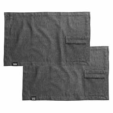 "BergHOFF Gem 11"" Set of 2 Cotton Placemats"